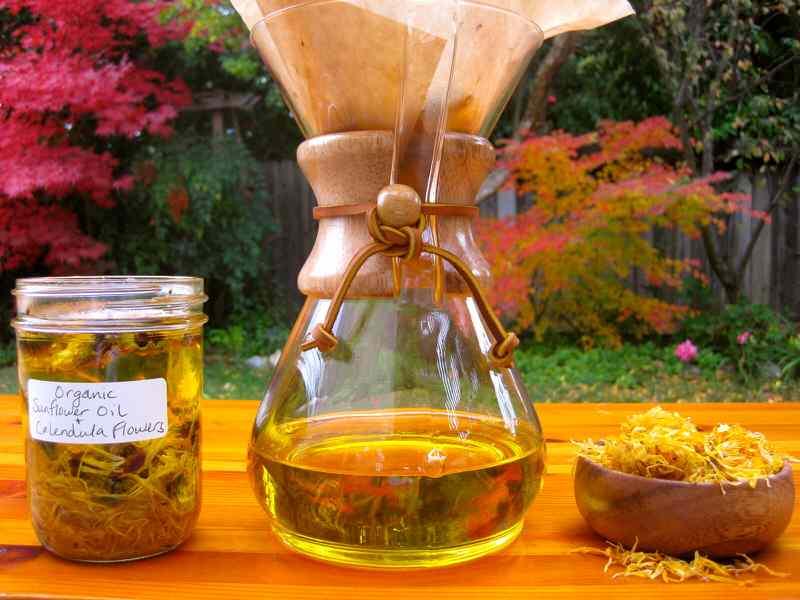 ингредиенты для изготовления масла